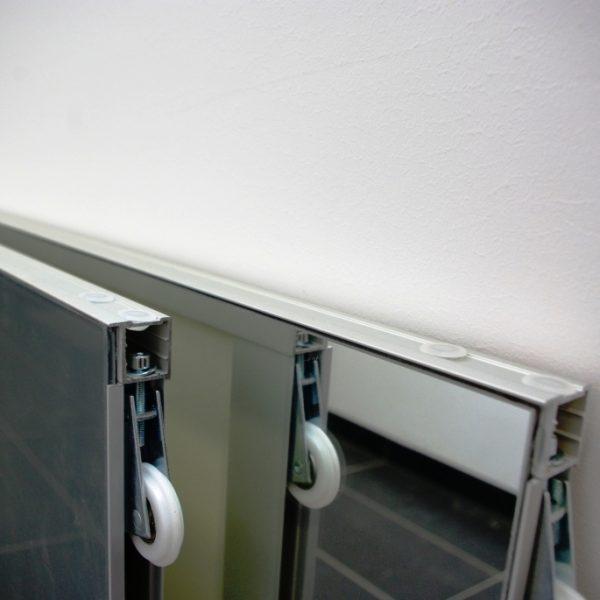 Bezramkowe drzwi do szafy wnękowej