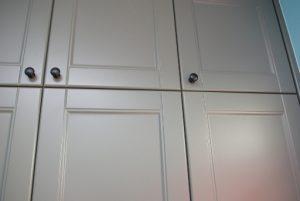 Fronty w kuchni z frezem