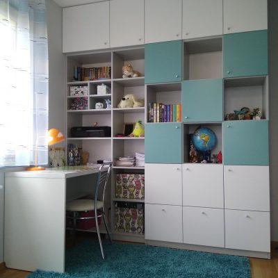 Meble na wymiar do pokoju dziecka