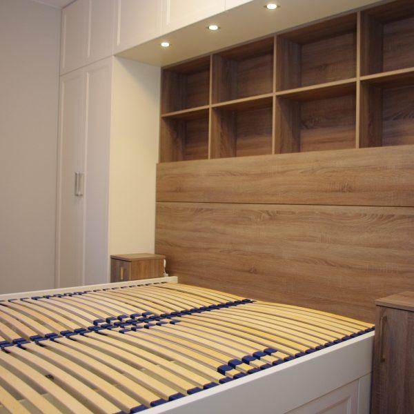 Zabudowa sypialni na wymiar