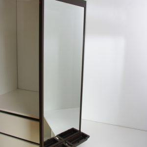 Lustro chowane w szafie wnękowej