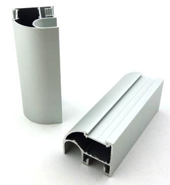 Bonari profil aluminiowy Tokyo 2 anoda srebrna